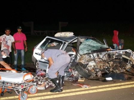 São Carlos (SP): Grávida e marido morrem em colisão provocada por motorista embriagado