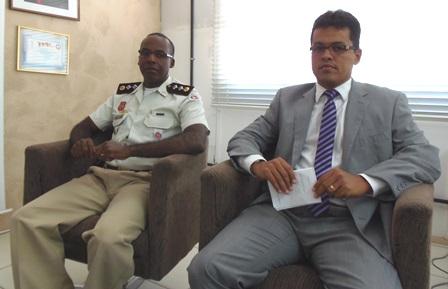 Policias Civil e Militar convocam entrevista coletiva e apresentam relatório do mês de janeiro