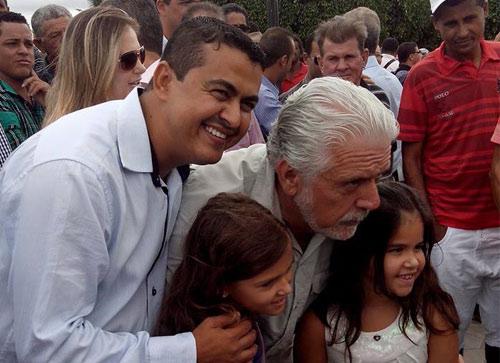 Visita do governador Jaques Wagner proporcionou à cidade grande destaque na mídia regional