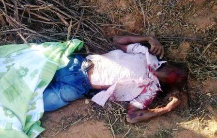 Riacho de Santana: homem é assassinado devido a disputa por terras