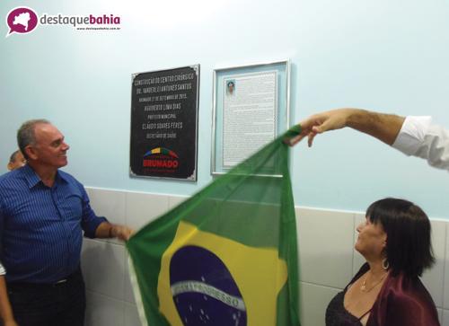 O novo e mais moderno centro cirúrgico é inaugurado no hospital de Brumado