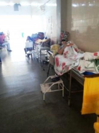 Hospital de Base: o drama continua
