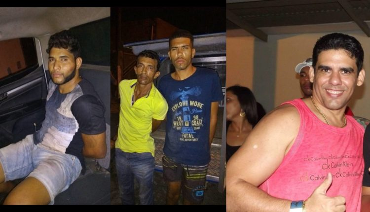 Brumadense é preso acusado de integrar quadrilha de roubo de cargas e veículo