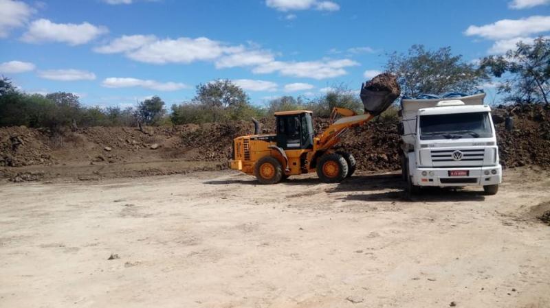 Malhada de Pedras: Ações para amenizar os efeitos da seca são realizadas frequentemente pela prefeitura
