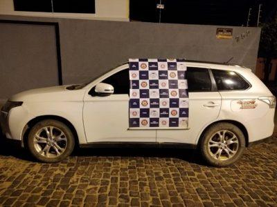 Contendas do Sincorá: Suposto pré-candidato a vereador é flagrado com veículo com restrição de furto/roubo