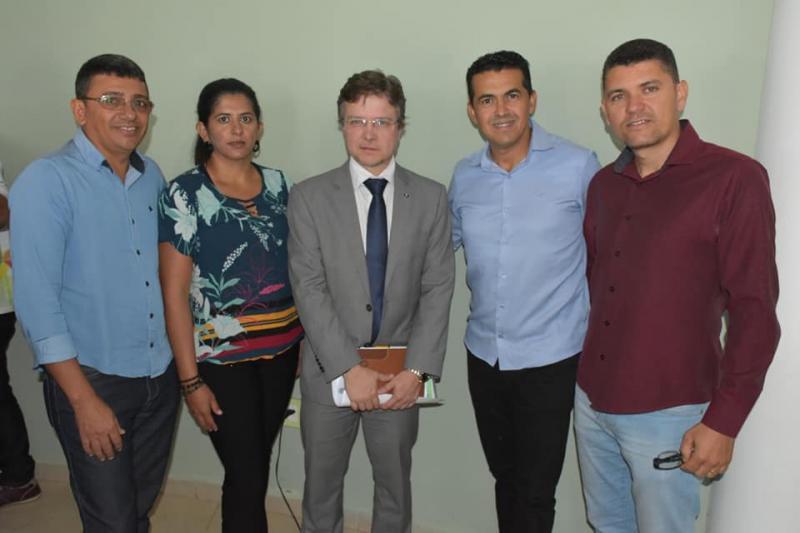 Guajeru receberá 80 mil reais para a operação Carro-Pipa em convênio com a Defesa Civil do Estado