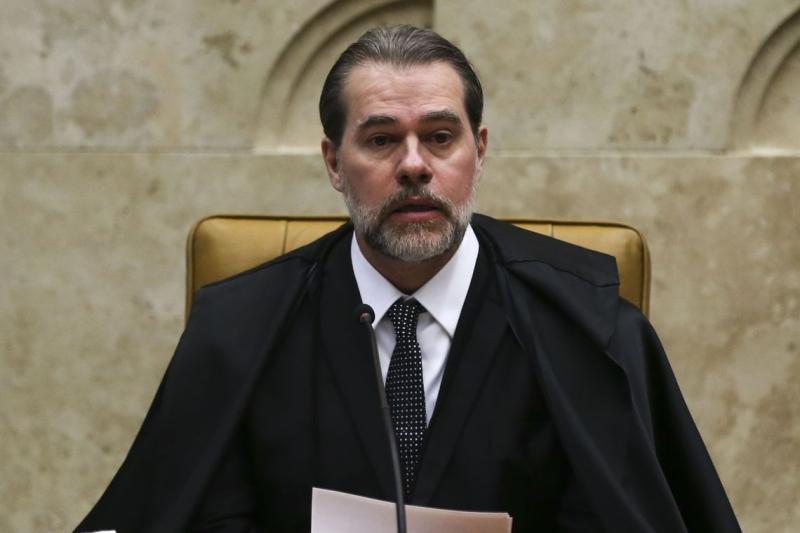 Toffoli determina votação secreta na eleição do Senado