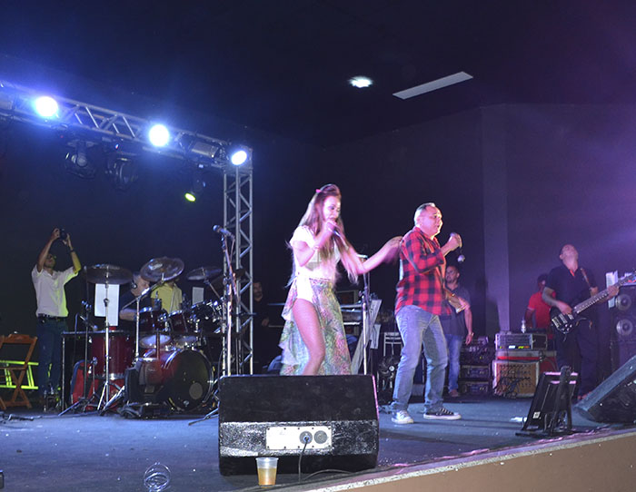 Festa em homenagem aos professores é realizada no Clube Social em Brumado
