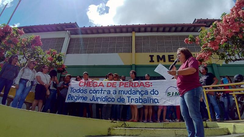 Professores municipais de Itabuna suspendem greve após 77 dias sem aulas