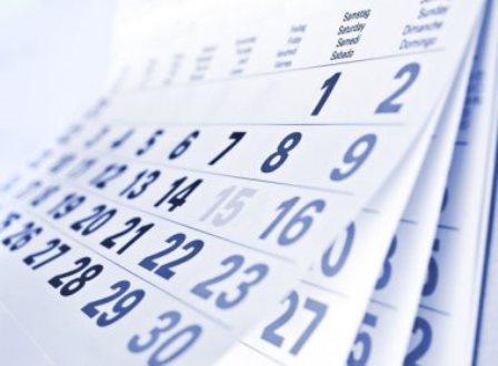 Calendário de feriados nacionais em 2014 é publicado no Diário Oficial