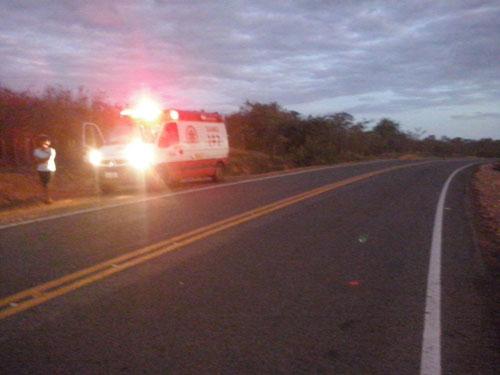 Taxista brumadense morre em grave acidente na Ba - 262, trecho entre Aracatu e Anagé