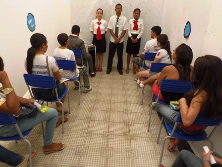 CEEP: 850 alunos participam da 1ª Semana de Gestão, Meio Ambiente e Segurança do Trabalho