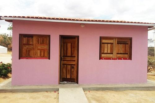 42 unidades habitacionais construídas pelo PNHR serão entregues na próxima segunda (11) em Guajeru