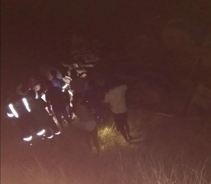 Mulher morre em acidente na BA-148, próximo a comunidade de Lagoa Funda