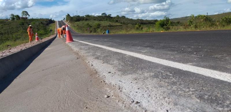 Investimentos em estradas integram sudoeste e Chapada Diamantina