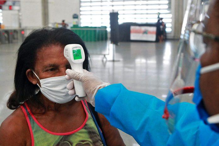 Preocupado com pandemia nas eleições, governador pede apoio ao TRE