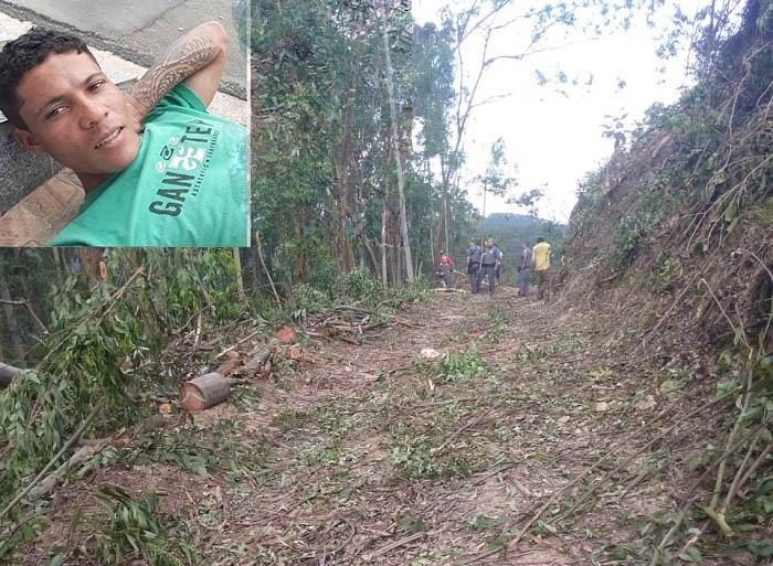 Maetinguense que trabalhava em Lenheiro em Jundiaí morre após ser atingido por árvore