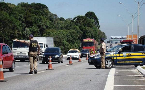Estradas federais que cortam a Bahia terão fiscalização reforçada a partir de sexta, 9