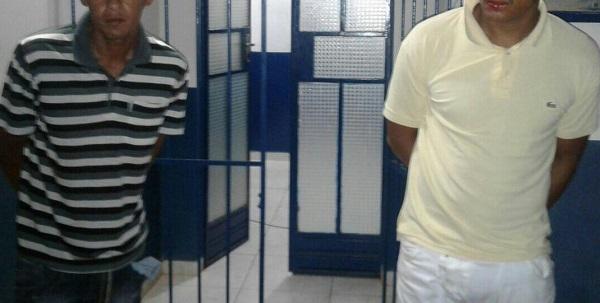 Polícia Militar prende homens em flagrante após roubo de moto em Jânio Quadros