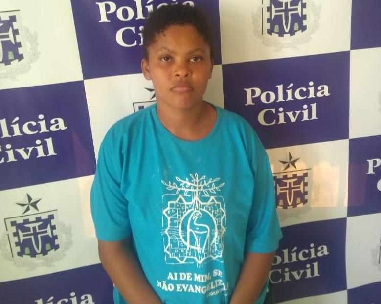Mulher é presa após colocar sabonete na boca da filha para fazer bebê parar de chorar em cidade da Bahia
