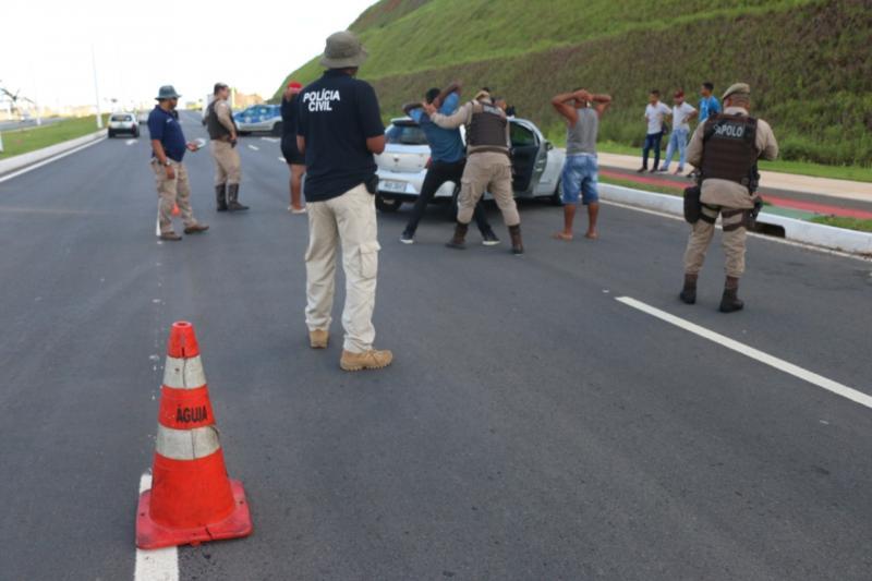Bahia: Roubos de veículos têm queda de 29,3% em junho