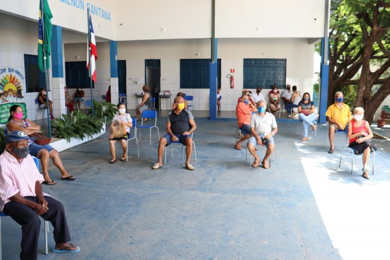 Brumado: Prefeitura mantém calendário de vacinação contra Covid-19
