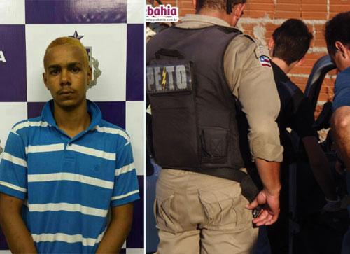Autor do assassinato de Zildo Rocha de Souza (Seu Zizinho) é preso