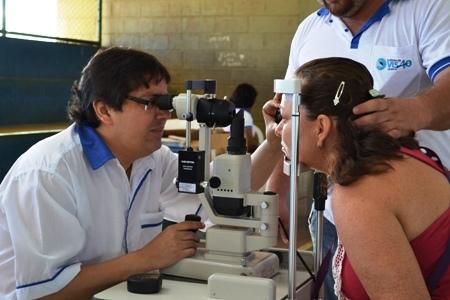 Projeto Glaucoma: 400 pessoas atendidas pelo  Instituto Visão da Bahia