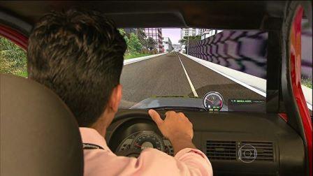 Aulas de direção em simuladores não são mais obrigatórias