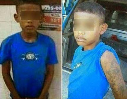 Porto Seguro: Garoto de 12 anos, suspeito de assassinatos, morre em confronto com a polícia