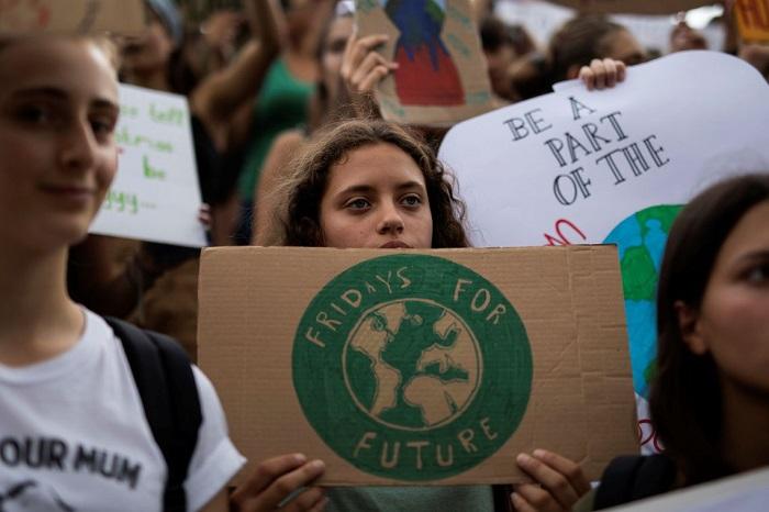 Greve Global pelo Clima deve levar milhões às ruas hoje, 20
