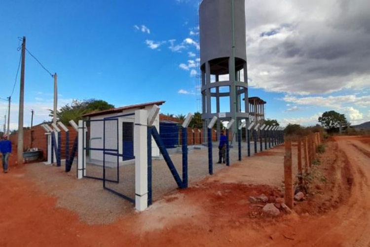 Caetité: Bahia Produtiva levará água para 32 mil habitantes da região