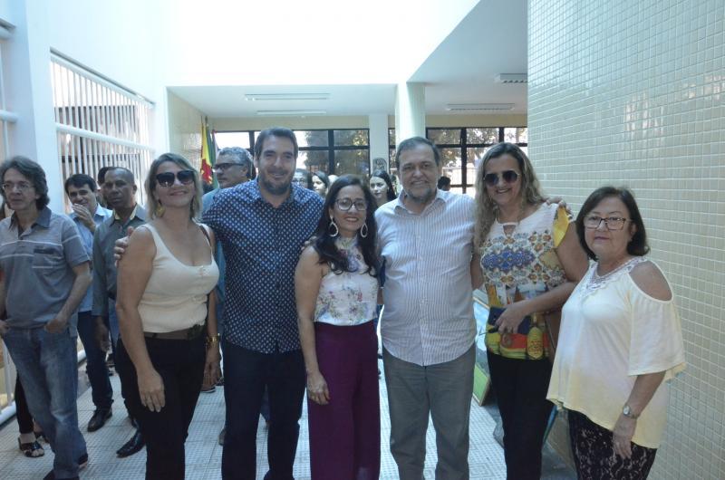 Secretário de Educação do Estado visita Brumado para implantação do Projeto Escolas Culturais