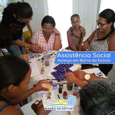 Barra da Estiva segue obtendo avanços na área de Assistência Social