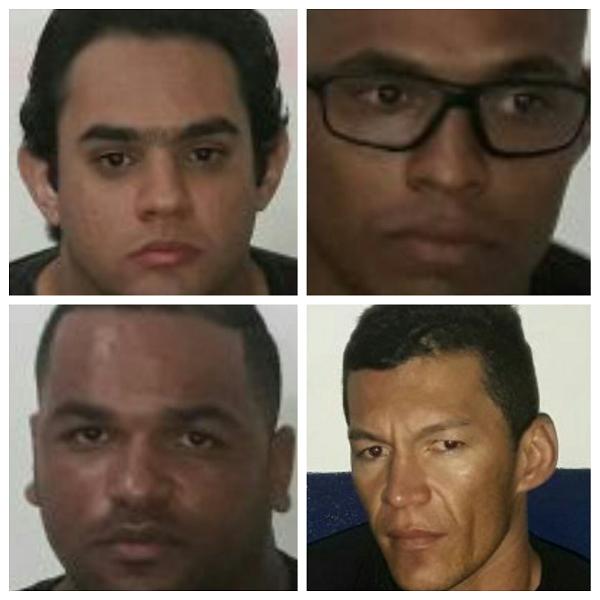 Quatro pessoas são presas por tráfico de drogas em presídio de Conquista