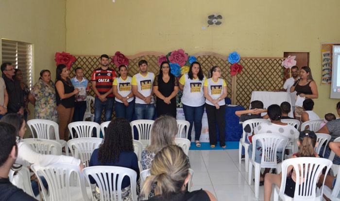 Em busca do Selo Unicef: 1º Fórum Comunitário foi realizado em Malhada de Pedras; veja o vídeo