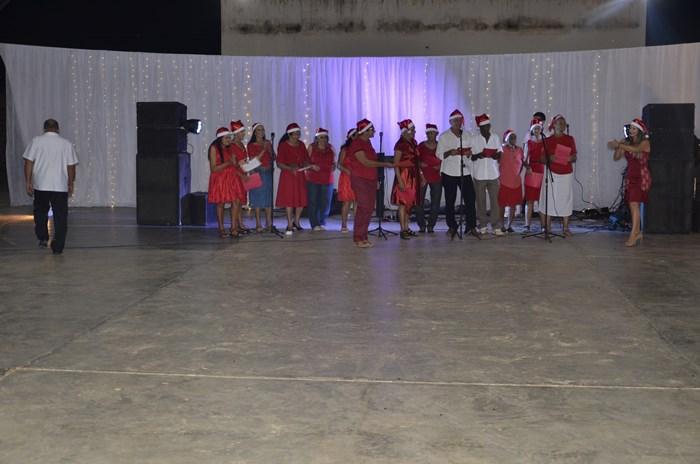 Prefeitura e Secretaria de Assistência Social realizam jantar de confraternização dos idosos em Malhada de Pedras