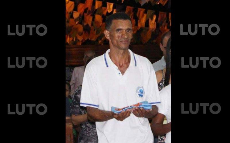 Luto: Maetinguenses se despedem de Cilenio, popular Moura