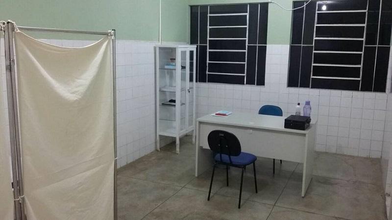 Malhada de Pedras: Secretaria de Saúde recebe materiais e equipamentos para o Centro de Saúde