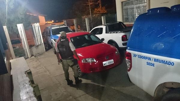 Homem é preso por dirigir embriagado e tentar fugir da polícia em Guajeru