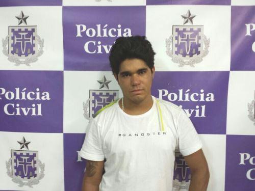Policia Civil soluciona crime e mais um bandido é tirado de circulação