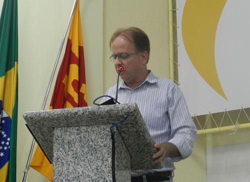 Fred Neves se emociona com a devolução