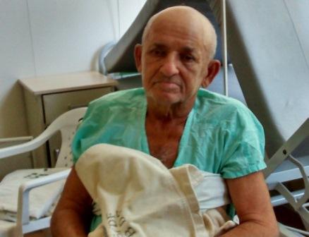 Brasília: Hospital de Base procura parentes de caetiteense internado