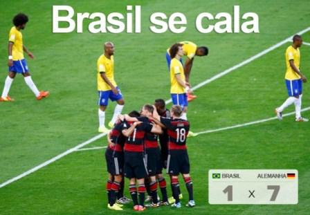 Brasil sofre goleada da Alemanha em vexame histórico e disputará 3º lugar