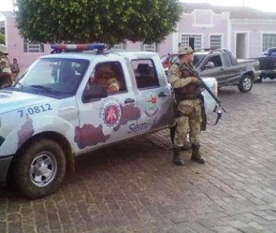 Suspeitos de assaltar BB de Mucugê morrem em confronto com a polícia da Companhia de Ações Especiais do Semi-Árido