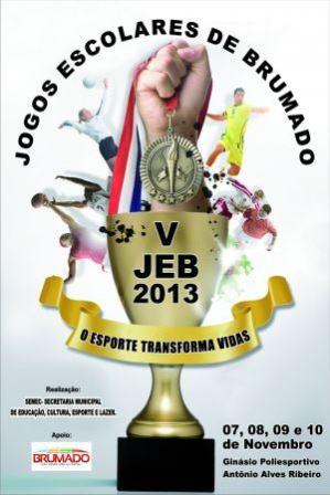 Abertura da 5ª Edição do JEB comprova evolução dos esportes escolares