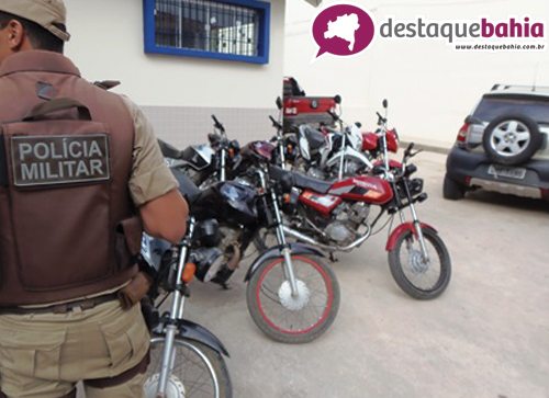 Bandidos não dão trégua roubo de motos continua