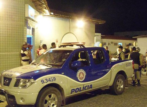 Tentativa de homicidio no bairro Baraúnas