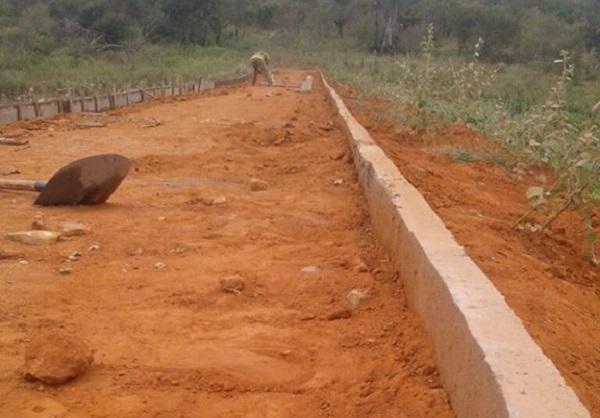 Obras de grande importância estão sendo realizadas no município de Malhada de Pedras