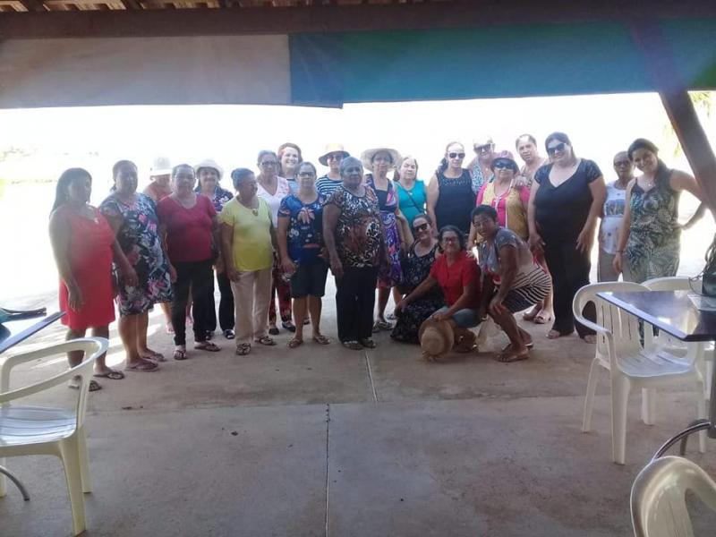 Secretaria de Assistência Social de Aracatu proporciona atividades recreativas e momentos de lazer aos idosos